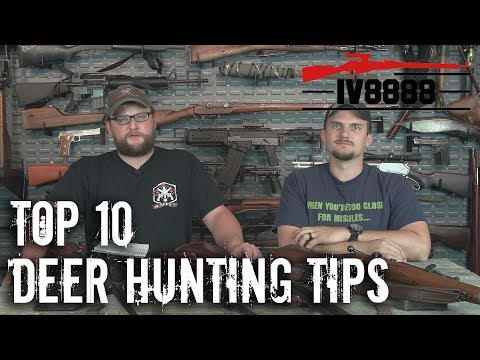 Top 10 Deer Hunting Tips