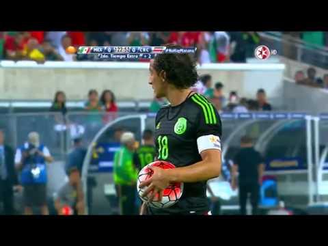 México vs Costa Rica 1-0 Copa Oro