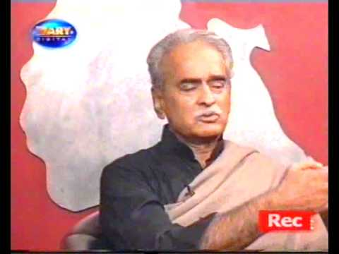 Ghulam Mustafa Khar vs Ijaz ul Haque_clip1.wmv