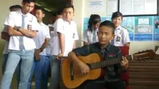 Download lagu Cover Titip rindu buat ayah Anak kecil bersuara emas MP3