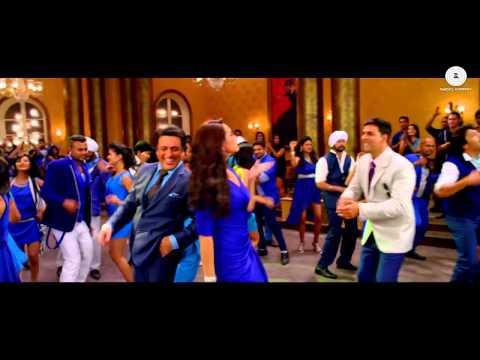 Palang Tod  Full Video  Holiday  Akshay Kumar & Sonakshi Sinha  HD
