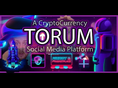 TORUM - The Social Media platform for CryptoCurrency - GIVEAWAY at the end.