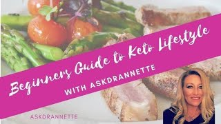 Beginners Guide to Keto Lifestyle - Keto 101 (2018)
