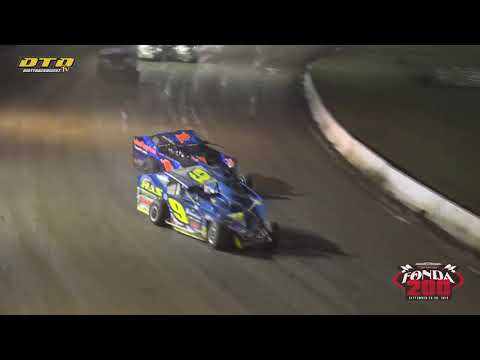 Fonda 200 2019 Highlights from Fonda Speedway Courtesy of DTD Tv