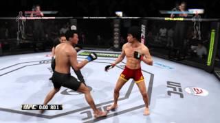 EA UFC - Bruce Lee (bantamweight) - 42