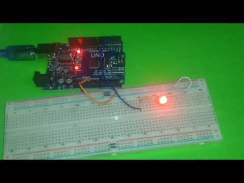 Arduino Dijital çıkışlar (pinmode , Digitalwrite,delay)