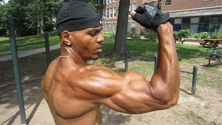 Build BIGGER ARMS without Weights - GoldenArms