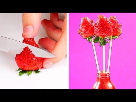 11 FRUITS & VEGETABLES HACKS THAT WORTH MILLIONS
