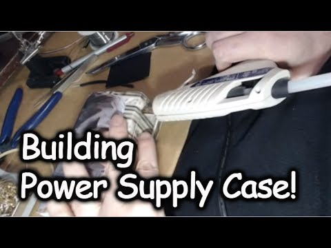 Building Case for My Custom Switching Power Supply