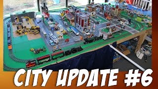 Lego City Update #6 March 2016
