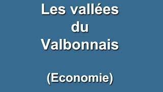 Valbonnais (Economie)