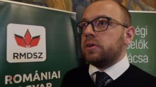 Az RMDSZ új ügyvezető elnöke: Porcsalmi Bálint