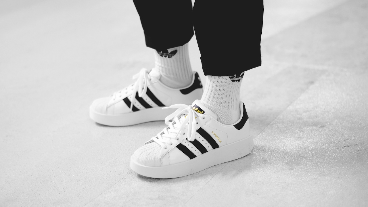 ADIDAS SUPERSTAR BOLD W BA7666 - MATE