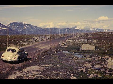 Norwegen 1968 - Das war noch Abenteuer