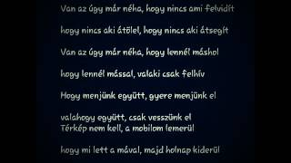 Halott Pénz Ft. Agebeat & Kovary - Élnünk kellett volna Lyrics video