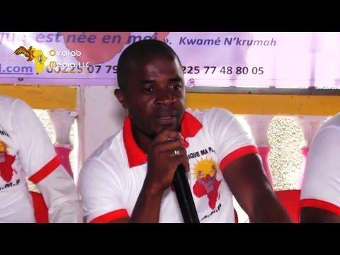 Mouvement Ma Patrie MAP Abidjan 8 Sept 2015