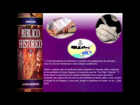 Comentario biblico historico alfred edersheim