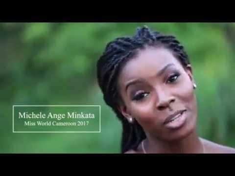 Bientôt la compétition de Miss Monde 2017.  Supportons notre Miss World - Cameroon en chine!