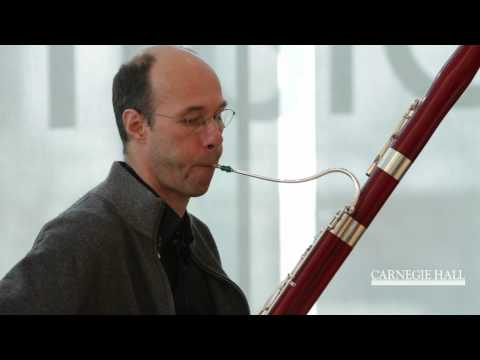 Carnegie Hall Bassoon Master Class: Tchaikovsky's Symphony No. 4