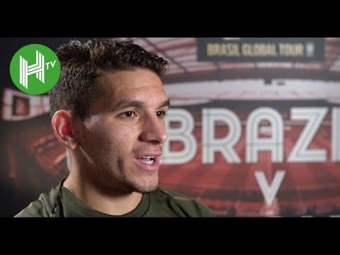 "Lucas Torreira: ""Bring on Brazil!"""