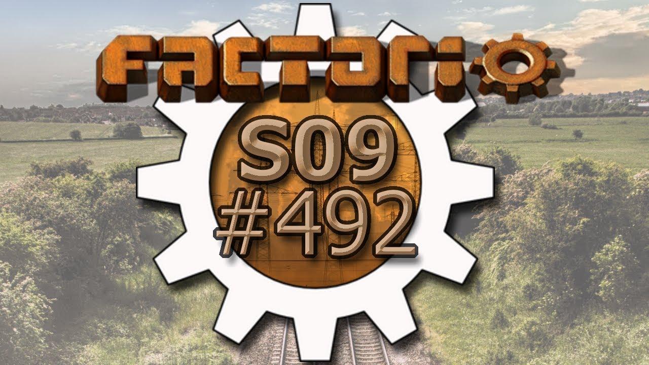 Let's Play Factorio S9#492 Seablock Challenge Deutsch German