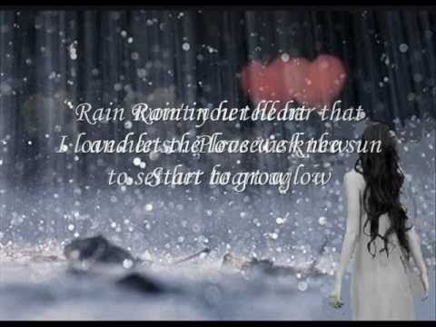 """Rhythm of the Rain"" Lyrics - The Cascades"