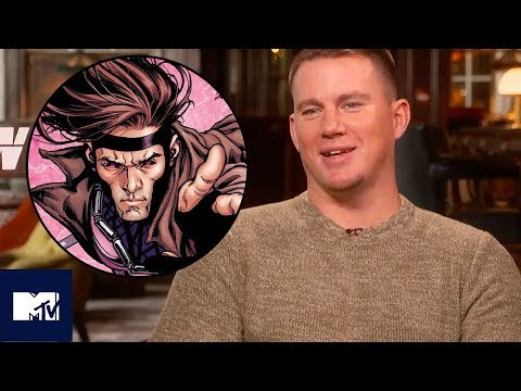 Channing Tatum Reveals Why Gambit Will Be Different To Any Other Marvel Movie | MTV Movies