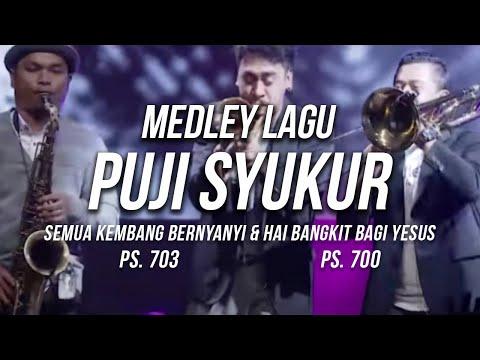 Semua Kembang Bernyanyi medley Hai Bangkit bagi Yesus - cover by LOJ Worship (feat. Igor Saykoji)