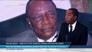 Tensions à Conakry : quelles réponses du pouvoir ? #Guinée
