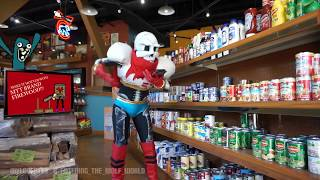 💀Papyrus at the Soup Store🍵