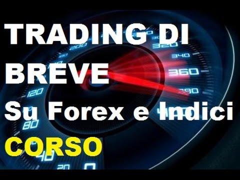 Corso di forex trading