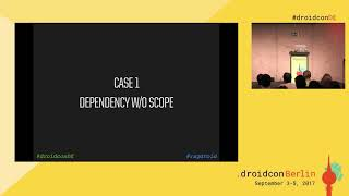 #droidconDE 2017: Garima Jain - Dagger 2 Android: Defeat the Dahaka - DAY 1