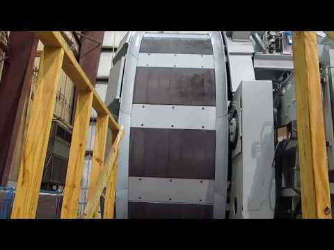 Control Flow Inc Cable Lay Conveyor Drum Pt. 3