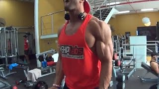 IIFYM Shredding Routine, Fasted Cardio & Workout