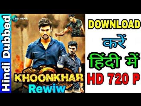 Khoonkhar New South Movei Hindi Dubbf Free Music Download
