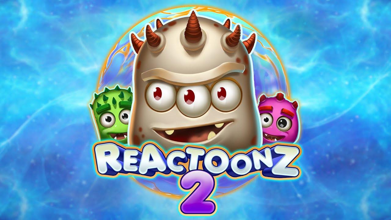 REACTOONZ 2 (PLAY'N GO) FIRST LOOK!! - YouTube