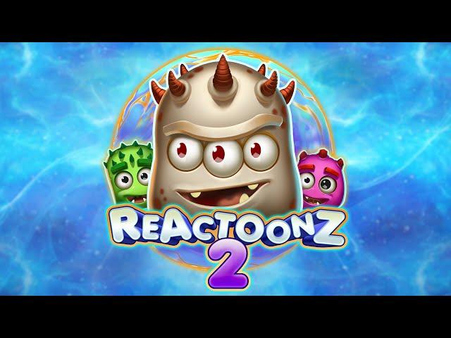 REACTOONZ 2 (PLAY'N GO) FIRST LOOK!!