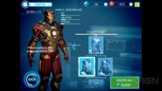 IGN Plays Iron Man 3: The Official Game