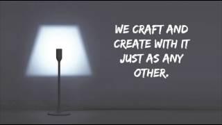 Lampe de table YOYLight LED Trompe-l'œil by Innermost - Made in Design