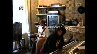 Camouflage - Grabación en estudio - Hamburgo 1992