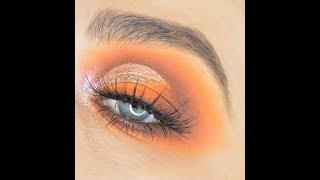 Sunset Smokey Eye | Plouise Palette | Danika Daisley