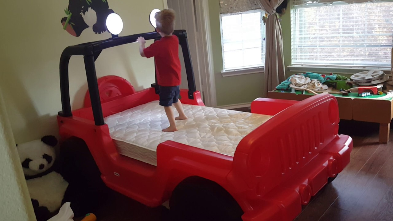 Jeep Bed Youtube