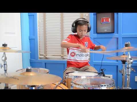 Khalid - Talk Drum Cover