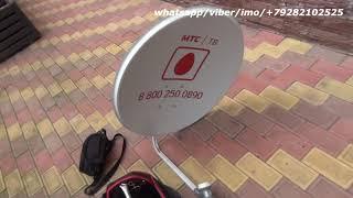 МТС спутниковое ТВ ремонт