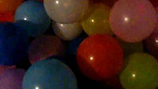 OMG!!!! MY friend has being eaten by a balloon pit #2