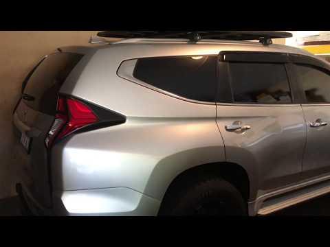 "33"" Wheels On A Mitsubishi Pajero / Montero Sport Exceed MY 2017"
