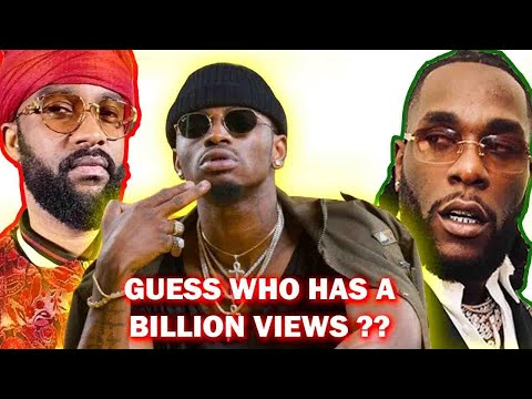 Top 10 Most Viewed African Artists