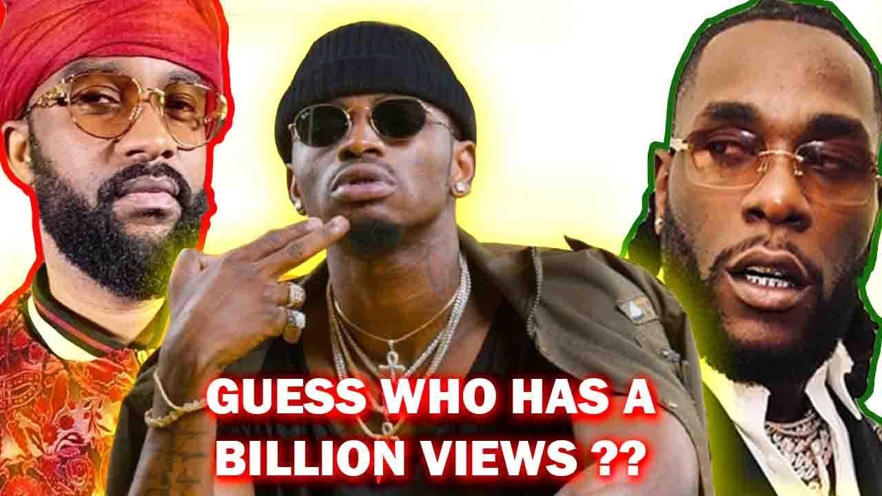 Top 10 Most Viewed African Artists Youtube