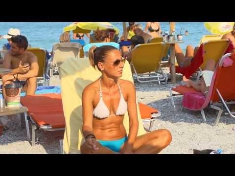 Video presentation of Lemon Beach Bar at Litohoro Olympus Resort Villas and Spa (part 2)