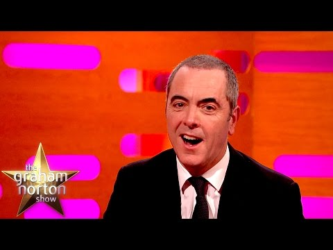 James Nesbitt is Too Ugly for The Hobbit - The Graham Norton Show